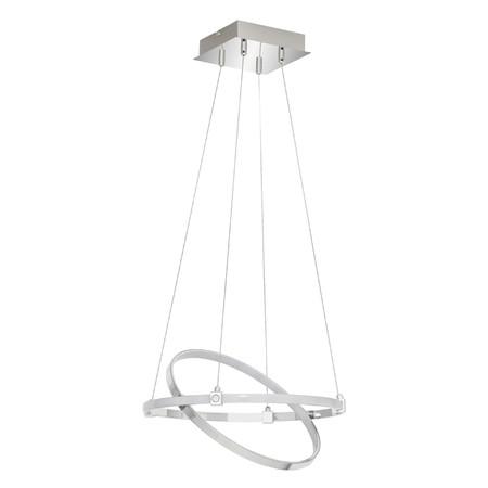 Lampa wisząca dwa pierścienie/ obręcze Biloner Ring4342-028 LED 1-10