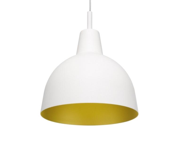Lampa wisząca Philips myLiving RABY40190/31/16 biało-złota