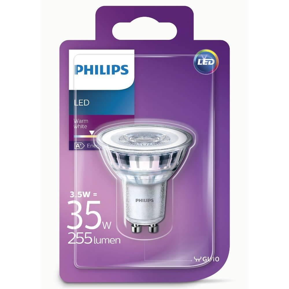 Żarówka GU10 Philips LED 3,5 W